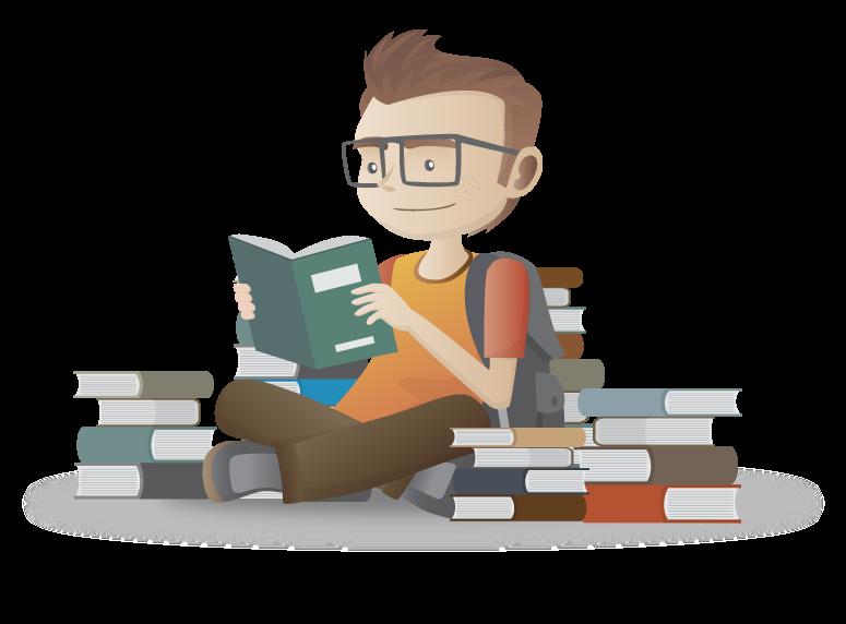 Lector haciendo sus propios descubrimientos a Través de la Lectura.